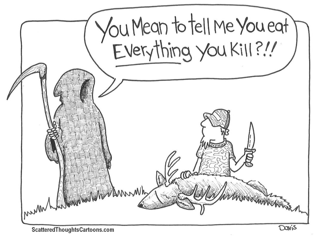 A Little Hunting Humor For The Afternoon