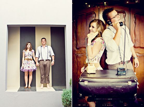 cute South Africa engagement session by Iz Labuschagne Photography