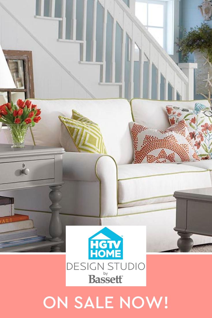 Hgtv Home Design Studio By Bassett On Sale Now Furniture House