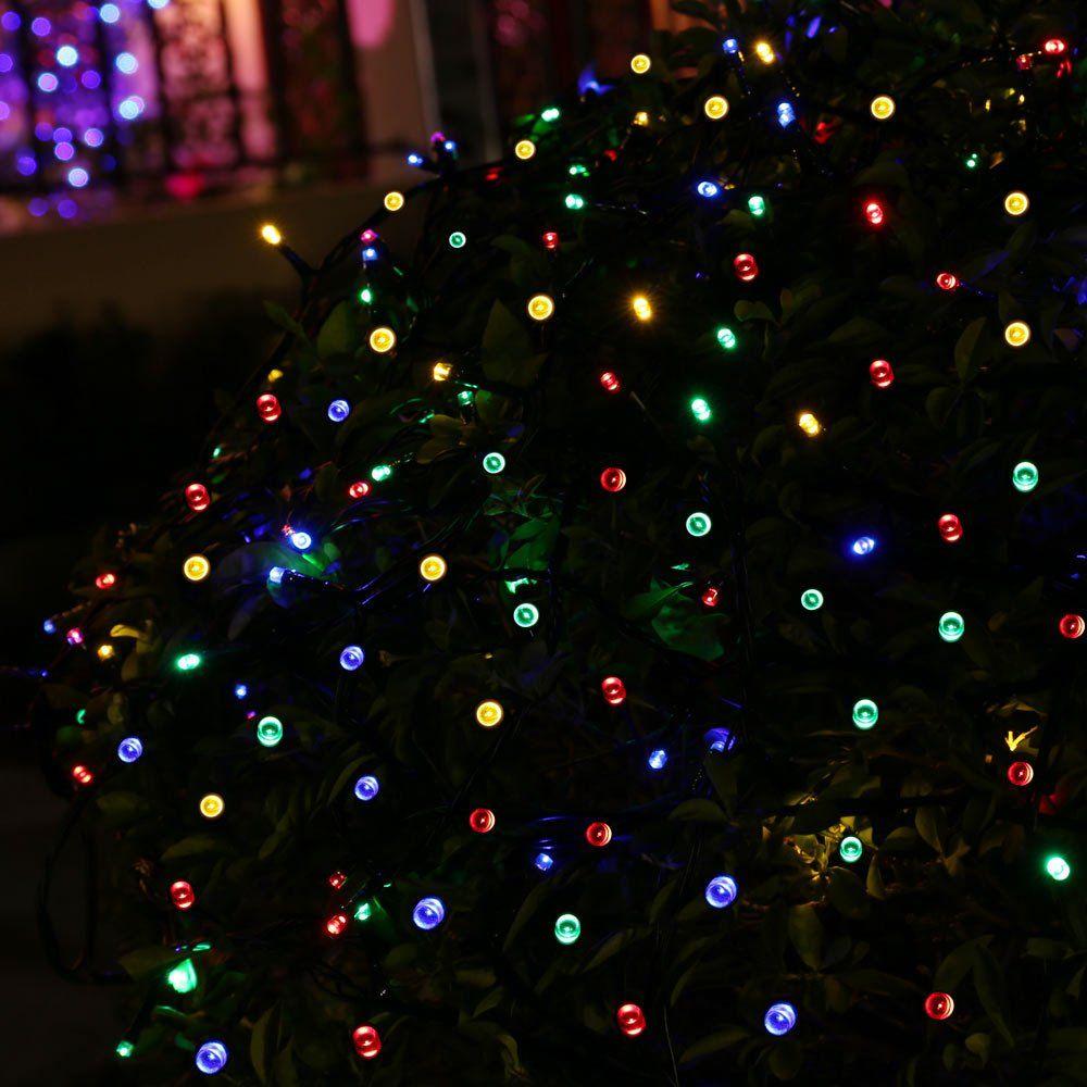 Robot Check Colored Christmas Lights Solar Christmas Lights Multi Colored Christmas Lights