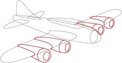 How To Draw World War Ii Planes In 7 Steps Paper Airplanes