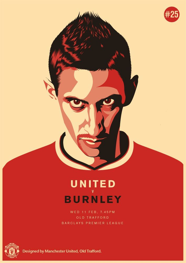 List of Nice Manchester United Wallpapers Galleries For the 2014/2015 season, Manchester United tapped their own in-house design team to create match posters for every fixture of the season. The posters featured an illustrated first team player...