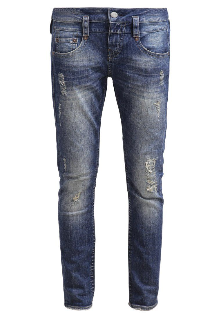 Herrlicher - PITCH BOY - Jeans Relaxed Fit - bumpy