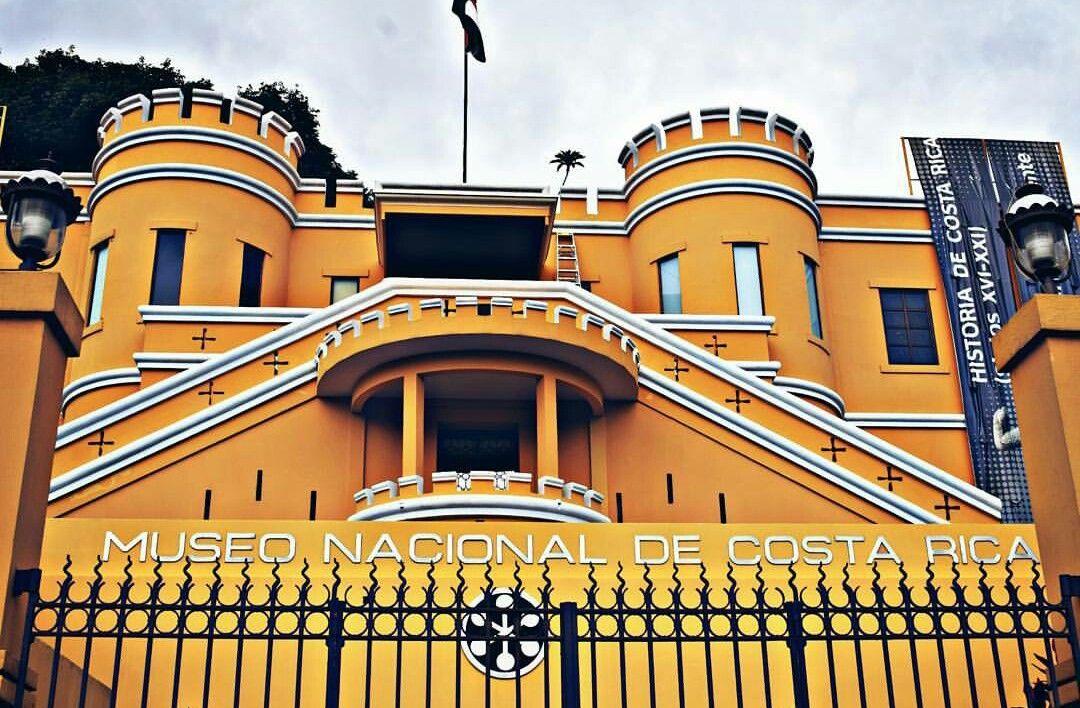Museo Nacional Costa Rica in San Jose's Plaza de Democracia housed in the  former Bellavista Fortress, July 10,2018 | Costa rica, Costa, San