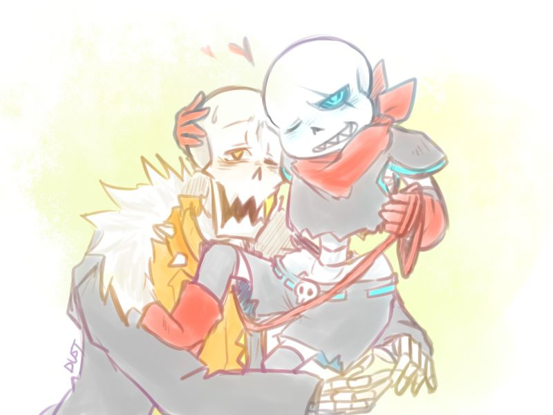 Swapfell Papyrus X Depressed Reader