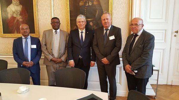 Hawassa University Delegates Visit University of Hohenheim