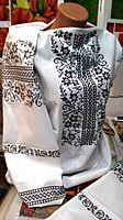 8b0a9a29fbdd3c Заготовка для вишивки сорочки Сокальські мотиви | вышиванки ...