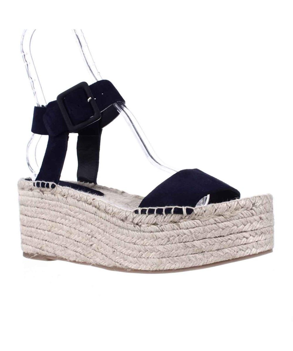 c93b5aa44 VINCE Vince Abby Espadrille Wedge Platform Ankle Strap Sandals - Blue  Marine'. #vince #shoes #sandals