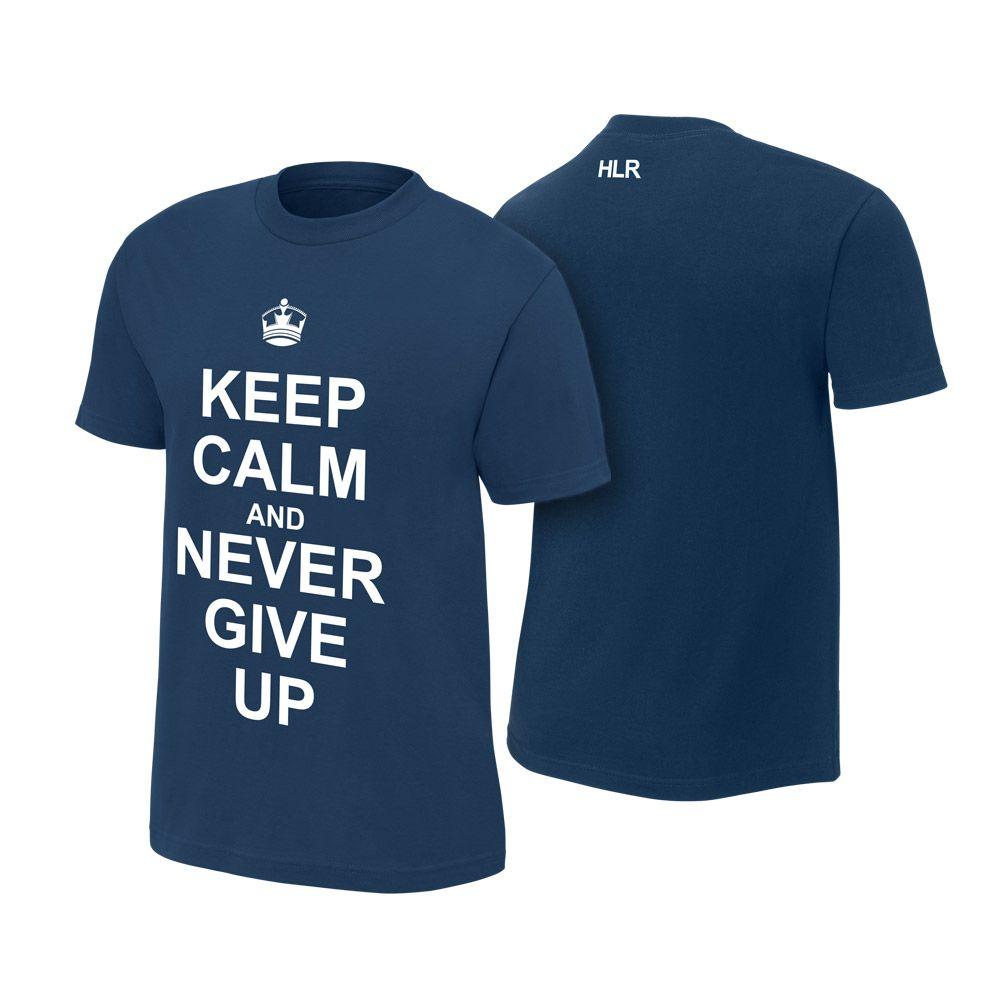 John Cena quotThe Champ Is Herequot Authentic TShirt WWE tshirts
