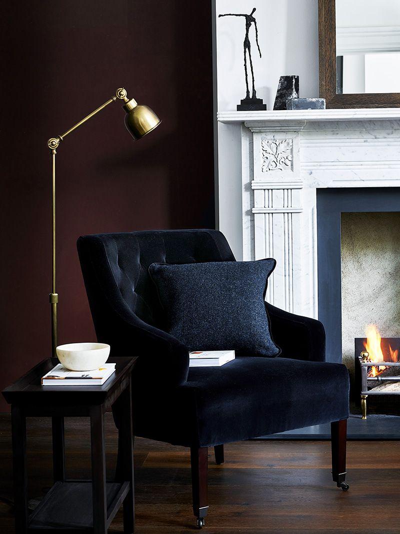 Velikolepnaya Osennyaya Kollekciya S Elegantnym Anglijskij Harakterom Ot Neptune Foto Idei Dizajn Decoration Salon Anglais Deco Architecte Interieur