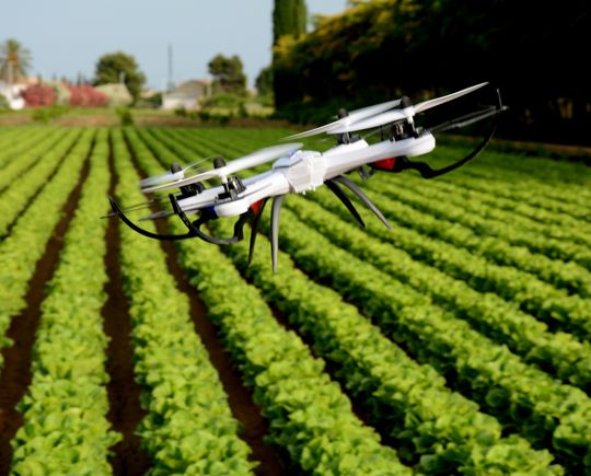Bayer Launches New Digital Farming Brand Xarvio Drone Technology Agriculture Farm