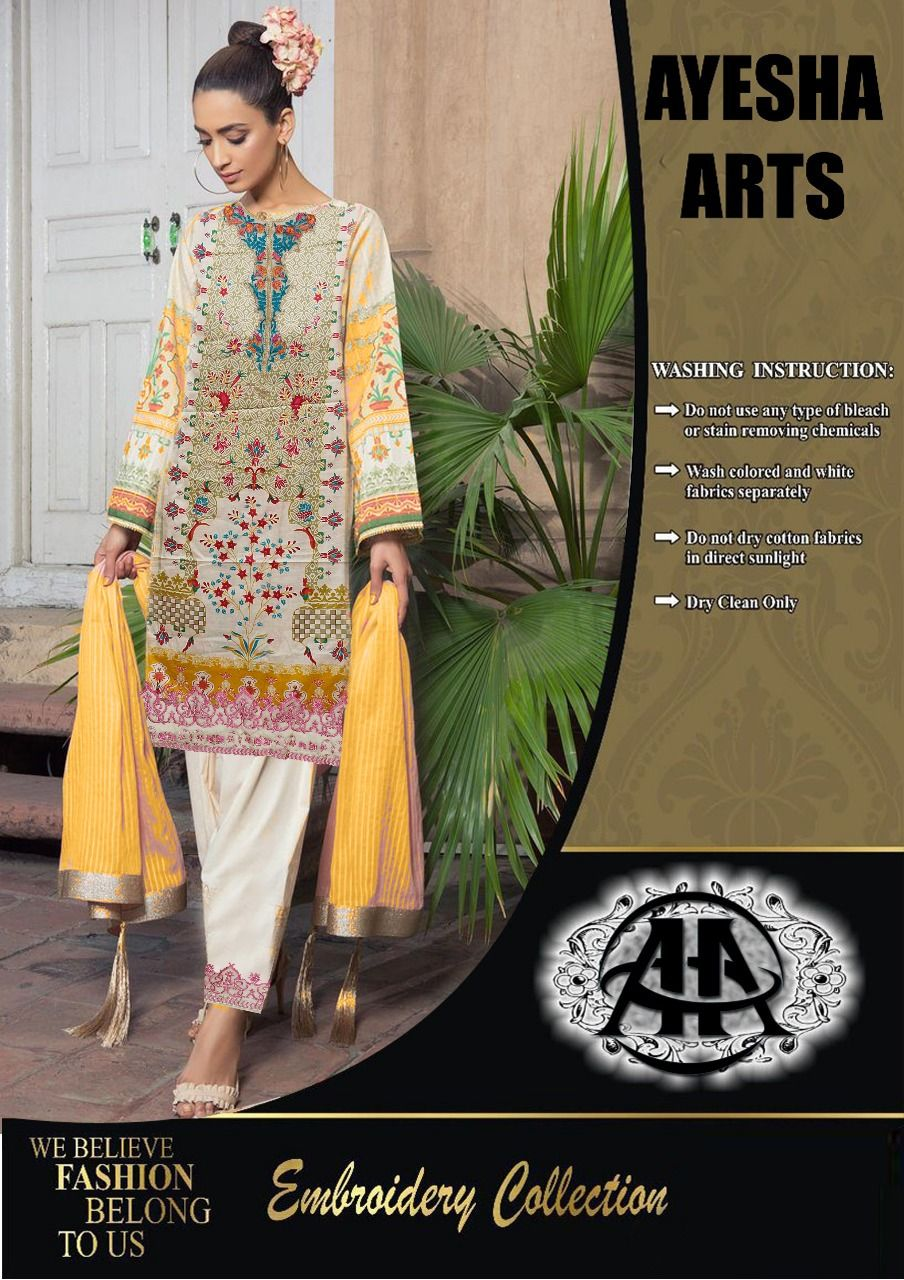 f51ef6d842 Sepphire Price 1550 master Replica now available fabric lawn 80 % 80 neck  embroidered daman embroidered, Trouser embroidered & printed Chiffon Duppata