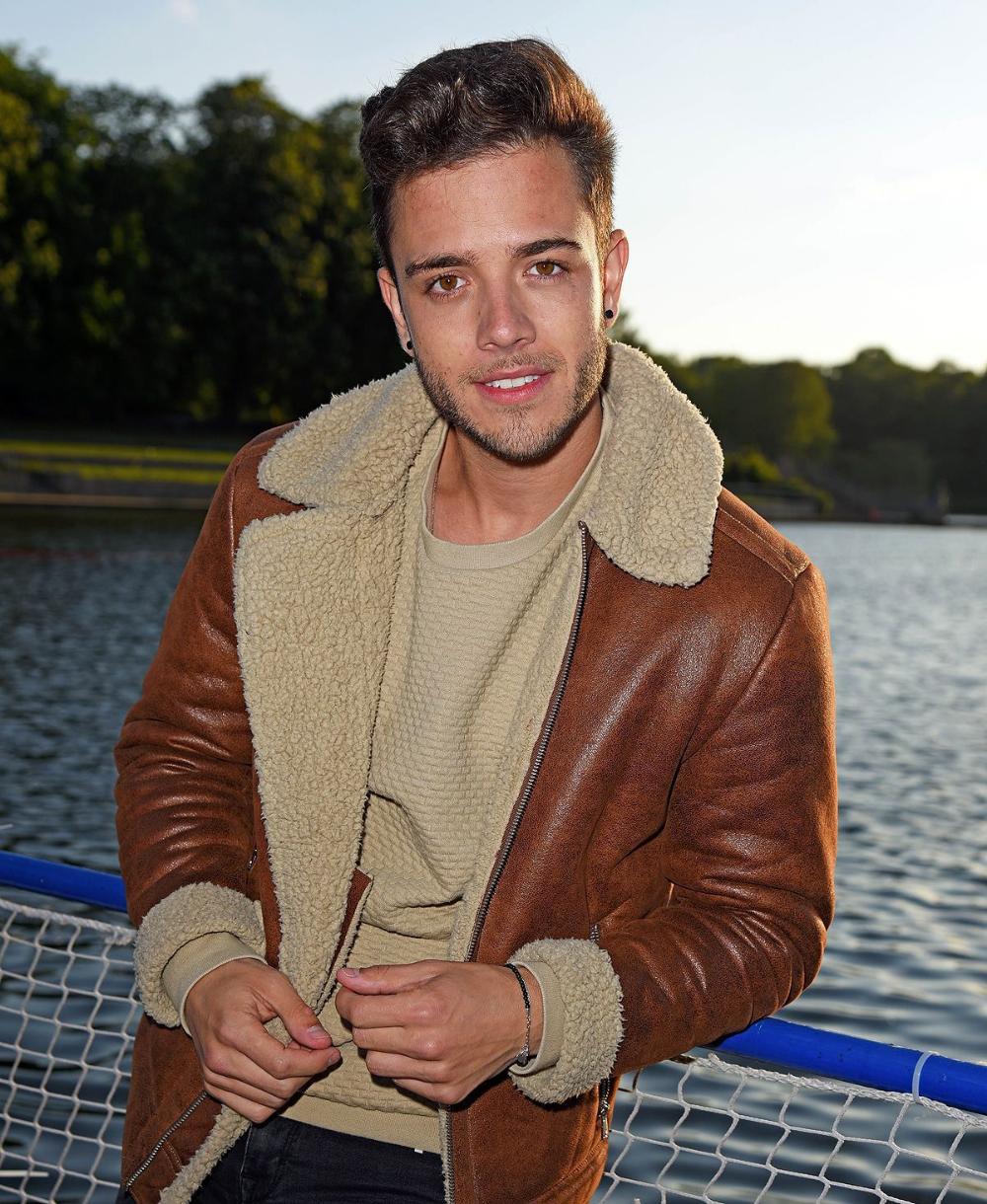 Luca Hänni fährt für die Schweiz zum Eurovision Song
