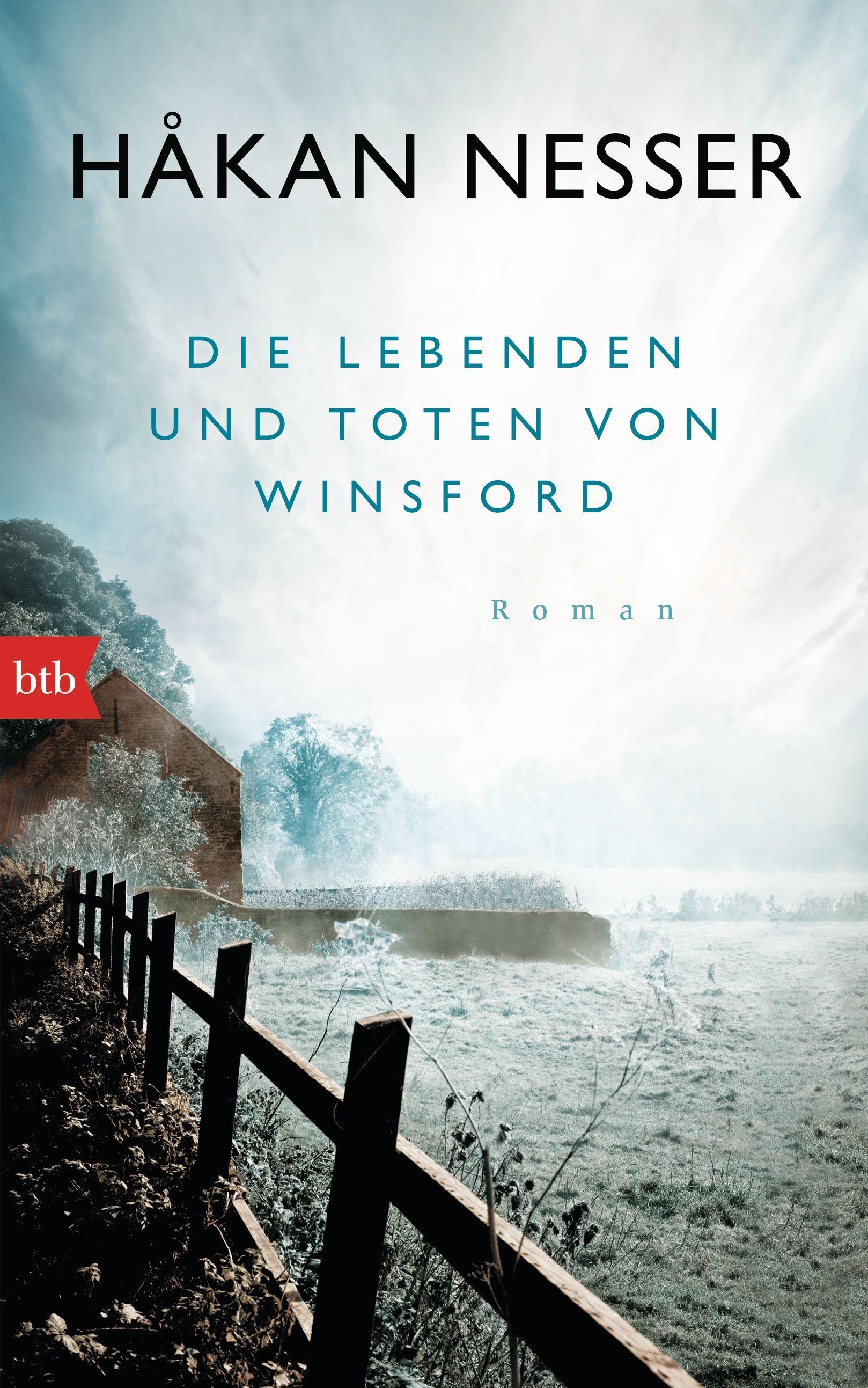 Die Lebenden Und Toten Von Winsford Von Hakan Nesser Books Bucher Lesen Bucher Und Lesen