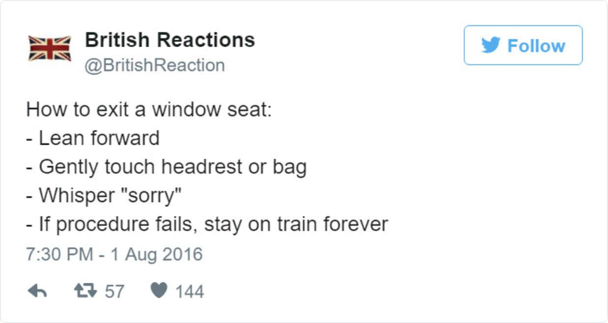 23 Tweets About Being British That Are Hilariously True