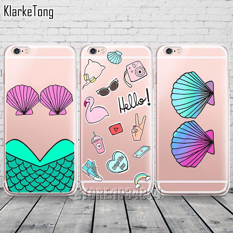 coque mermaid iphone 6