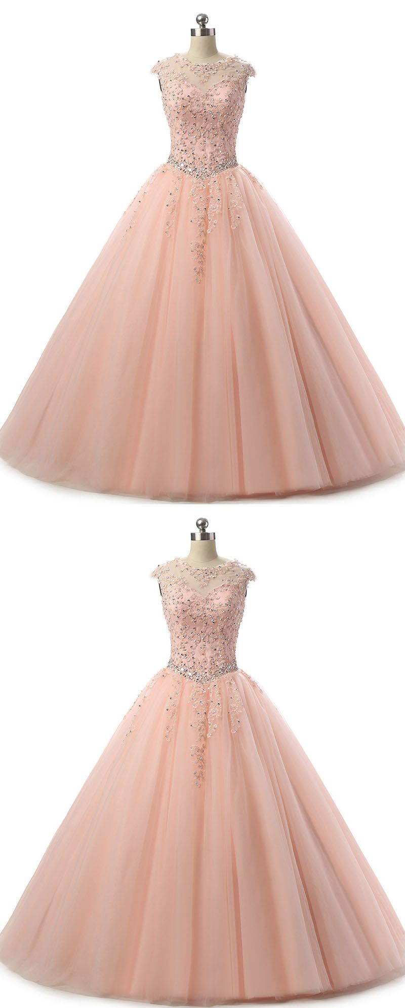 Siaoryne Pl6500 Best Rose Gold Prom Dress Lace Ball Gown Quinceaneras For Girls Sweet Sixteen Dresses Sweet Sixteen Dresses Ball Gowns Rose Gold Prom Dress