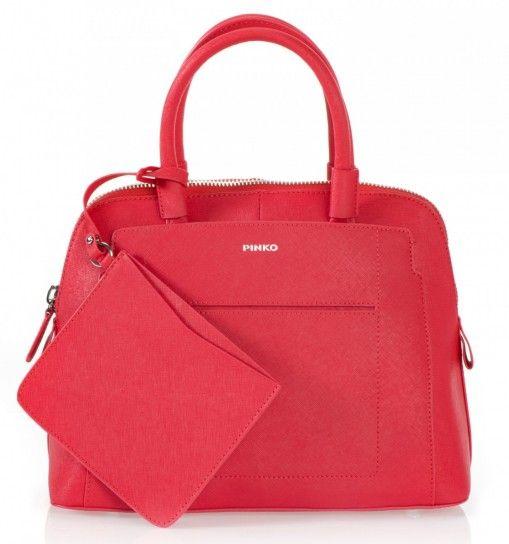 Collezione borse  Pinko Autunno Inverno 2014-2015  bags  bag  red ... 2220f622997
