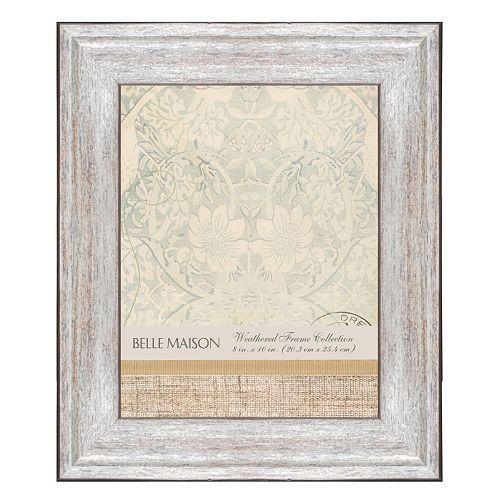 Belle Maison 8\'\' x 10\'\' Distressed Frame | Art | Pinterest ...