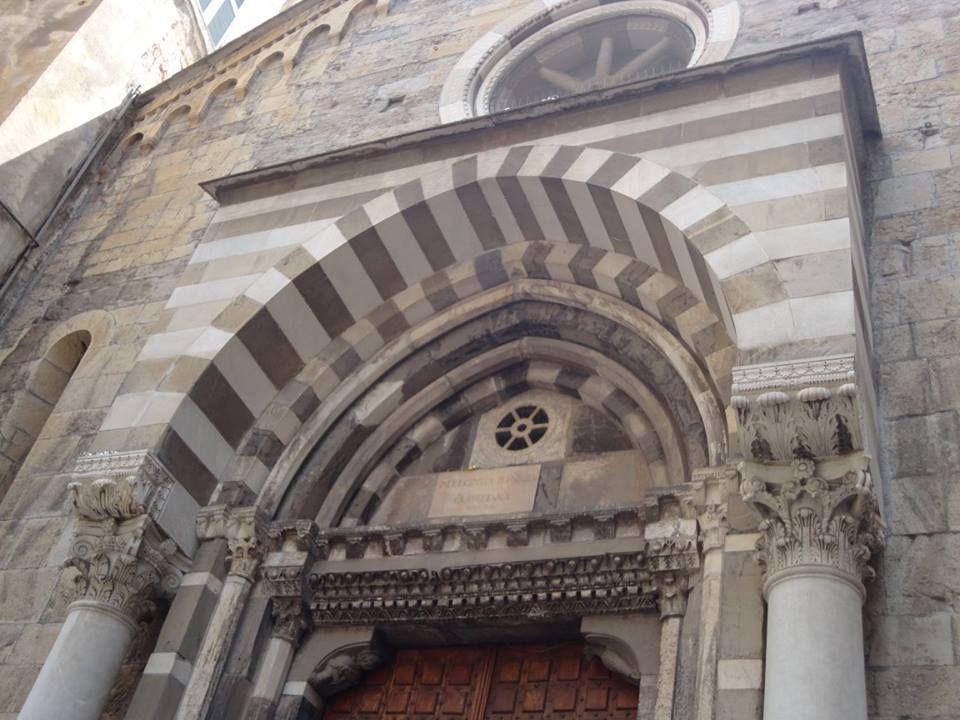 San Donato Calendario.C Era Una Volta Genova Chiesa Di San Donato Calendario