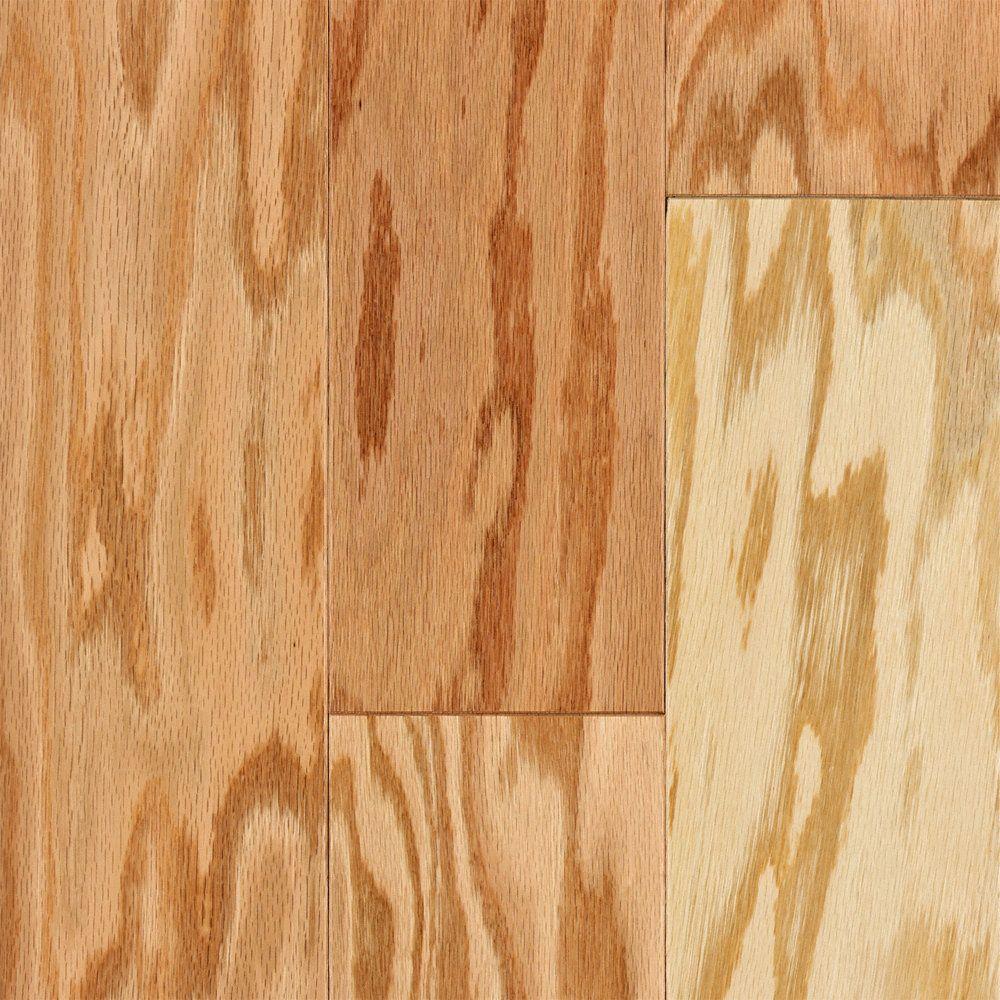 Builder's Pride Engineered 38 x 3 Red Oak Engineered
