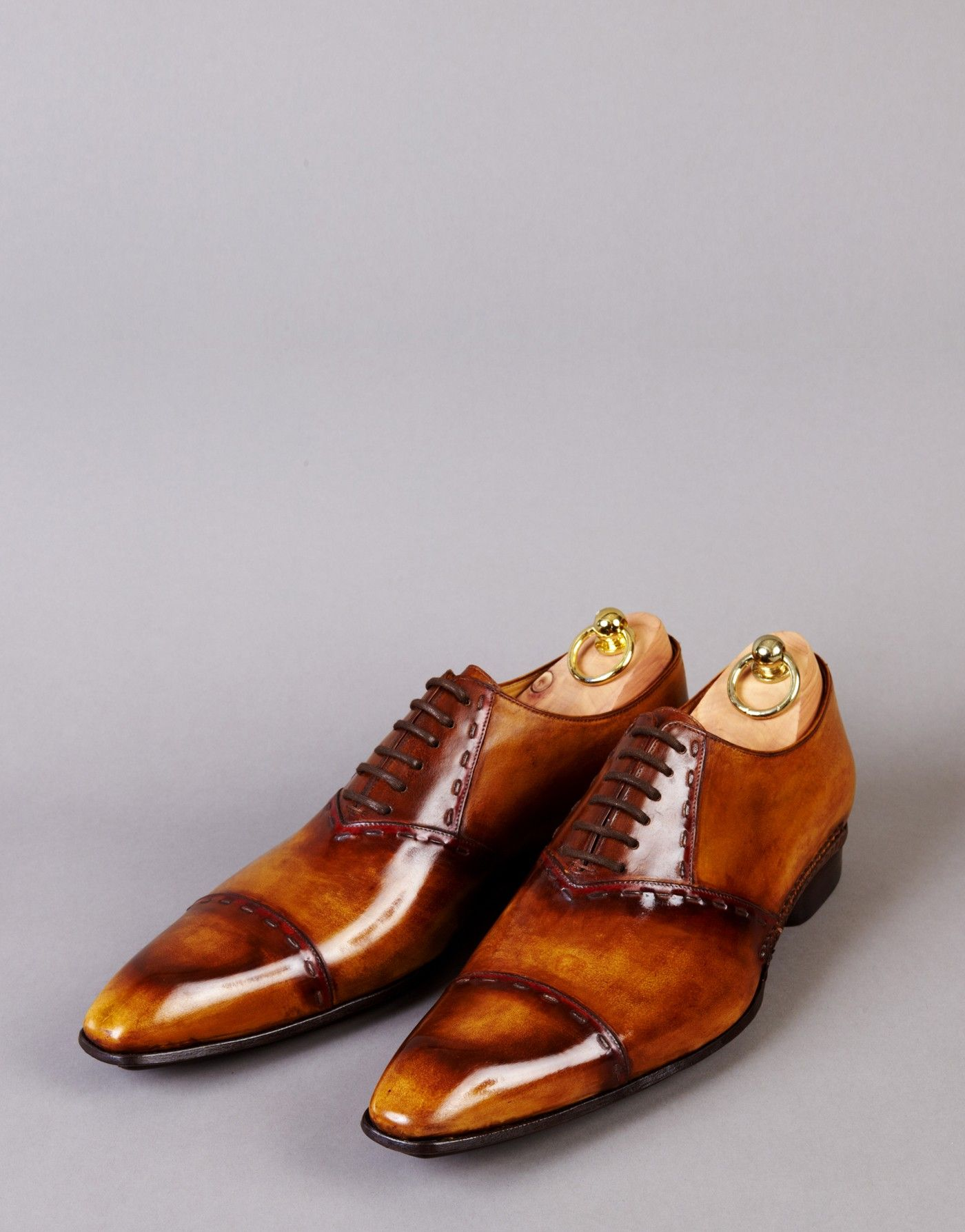 Henrique enko pr t porter haut de gamme chaussures en cuir patin es pour homme men 39 s - Pret a porter haut de gamme ...