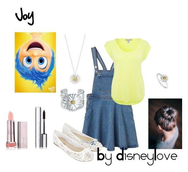 """Disney's Joy"" by melinda1132001 ❤ liked on Polyvore"