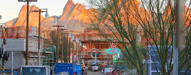 Can't wait for Cars Land to open!