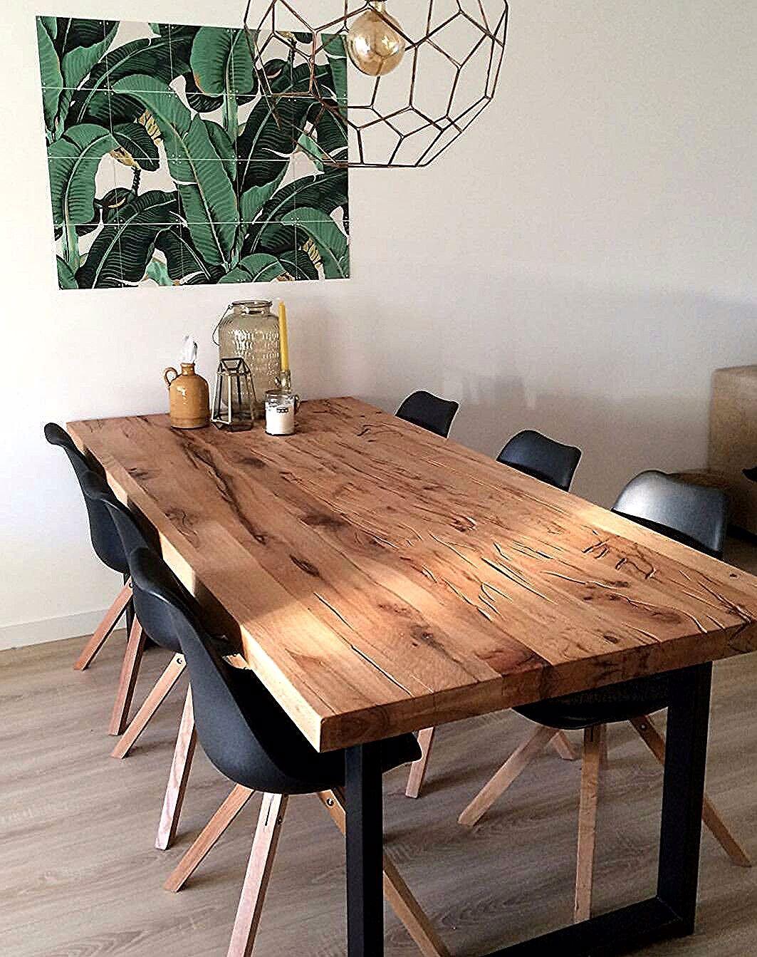 table et chaise de cuisine | esstisch modern