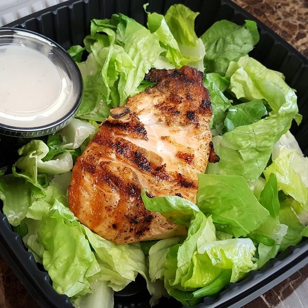 Applebees Low Carb Restaurant Take Out Meal