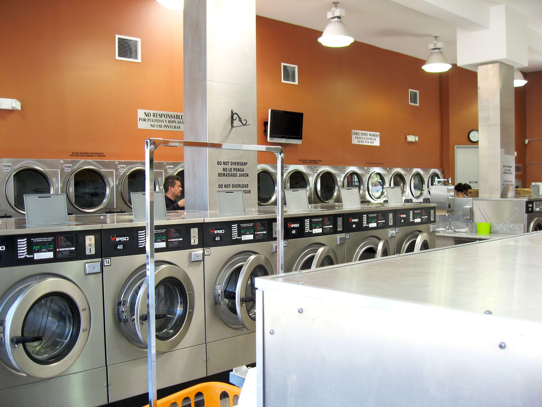 Laundromat Equipment Service - Automated Laundry Systems  http://www.automated-laundry.com/laundromatsales