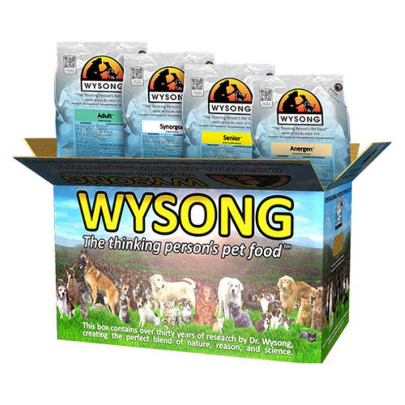 Wysong Canine Variety Pack 20 lb. - WDCVP20