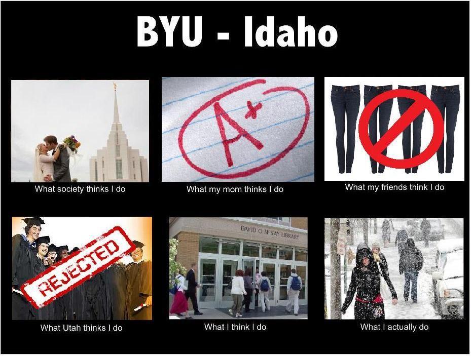 Dating op BYU Idaho SWIFT dating Richmond