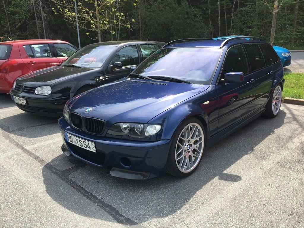 BMW M3 Touring CSL S54 E46 fl Carbon: 27 000€ | mobile de