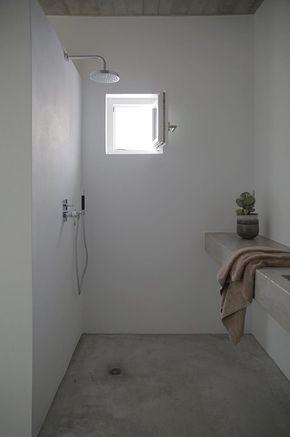 15 Ideen Zum Beschichten Der Wande Badezimmers Ohne Fliesen In
