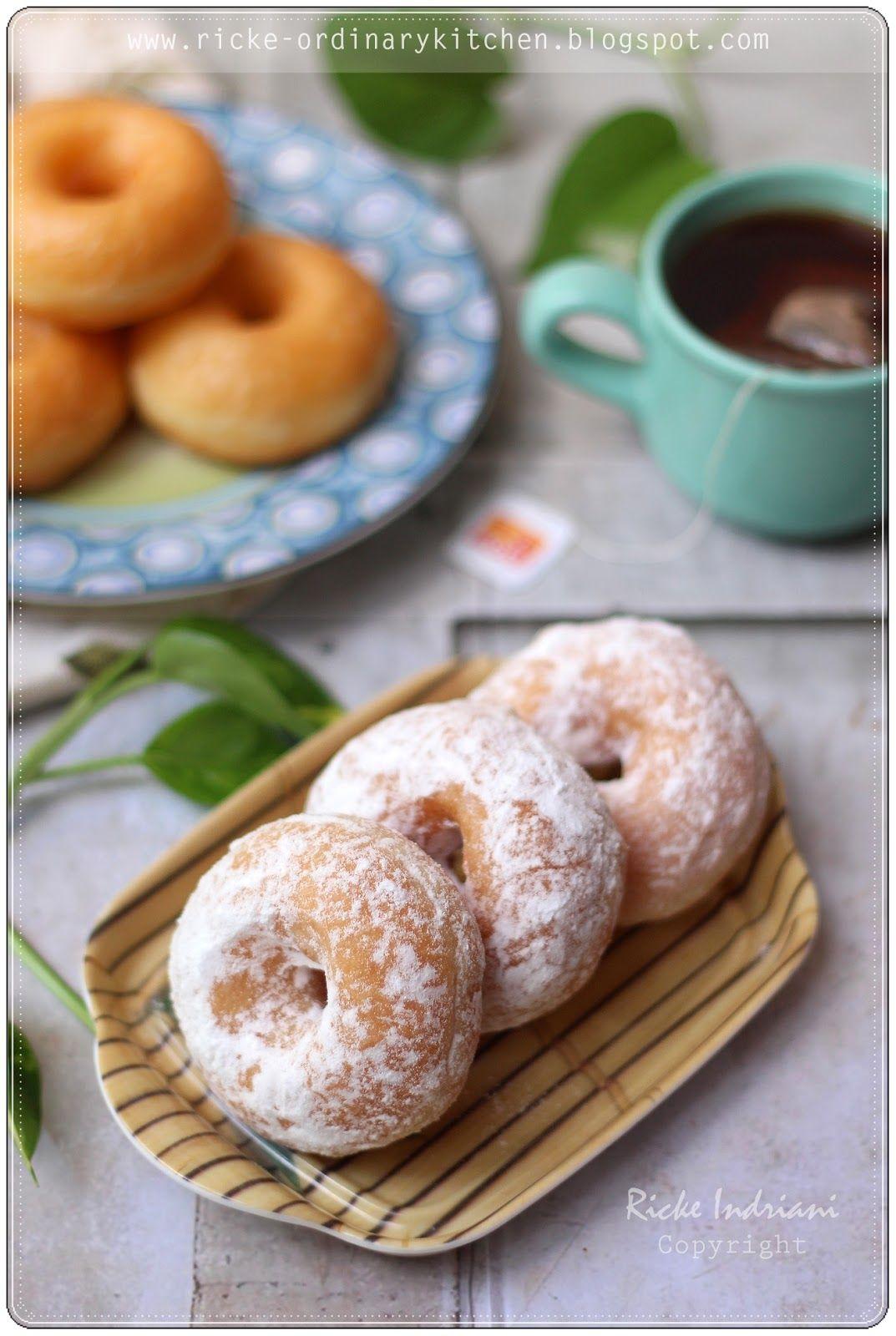 Just My Ordinary Kitchen Donat Jadul Balut Gula Sugar Moring Cimol Kering Original Ampamp Pedas Coated Donuts