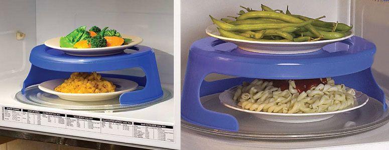 Dual Microwave Plate Holder Microwave Plate Plate Holder Microwave Cooking