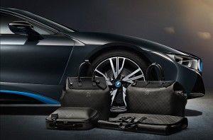 bmw i8 luggage