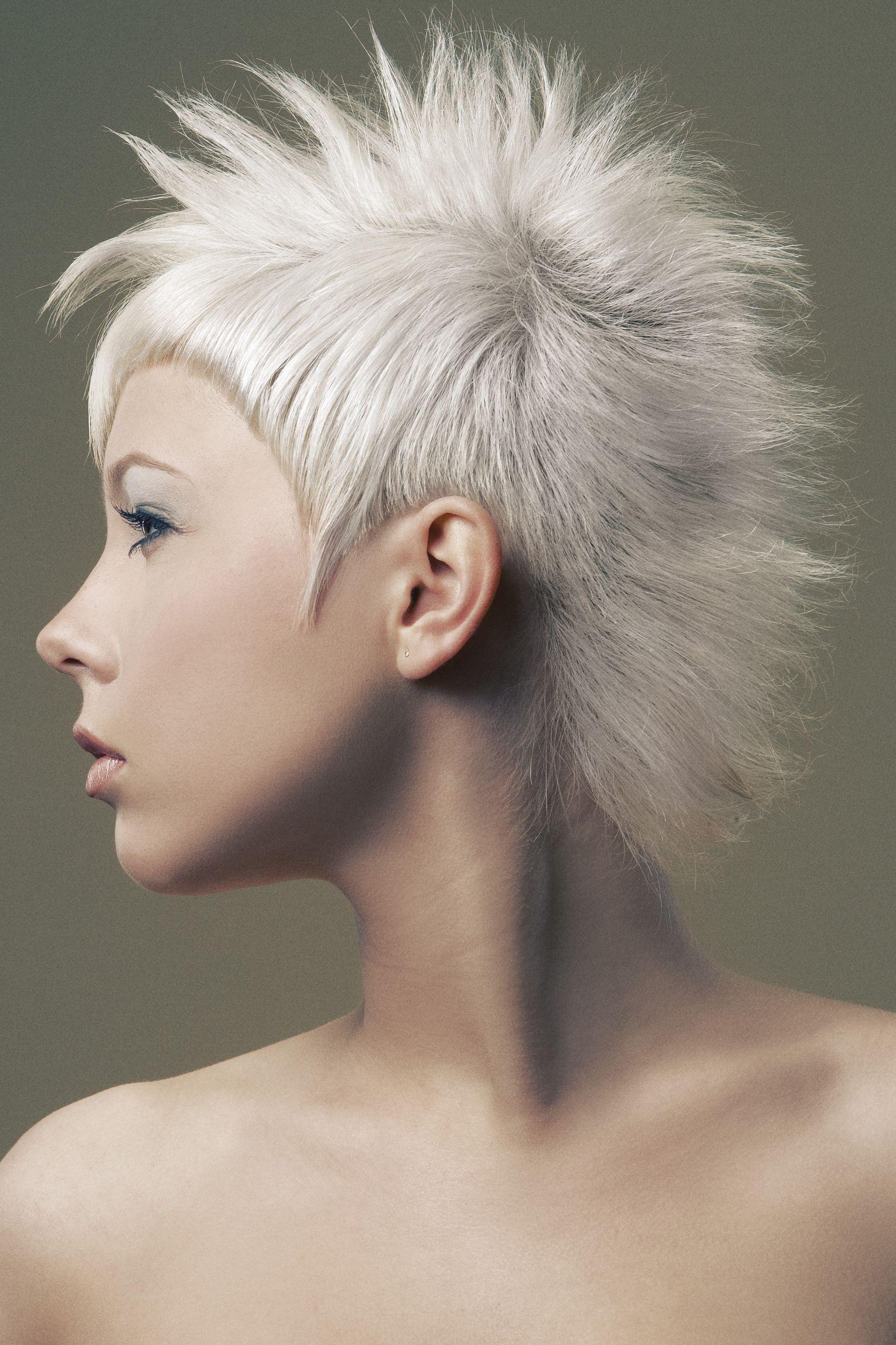 Adriana balea hair couture pinterest ugly hair funky short