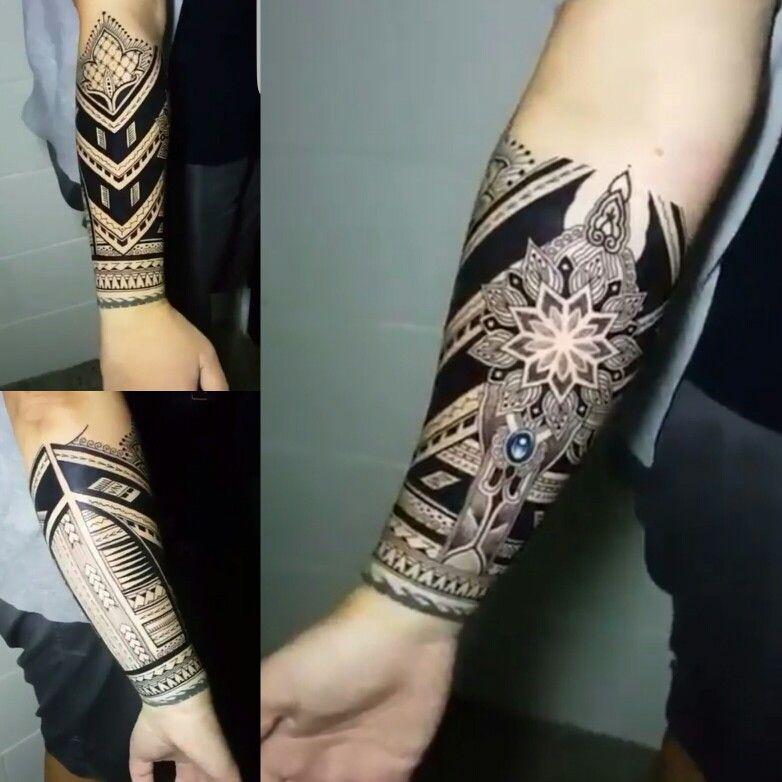 All one tattoo