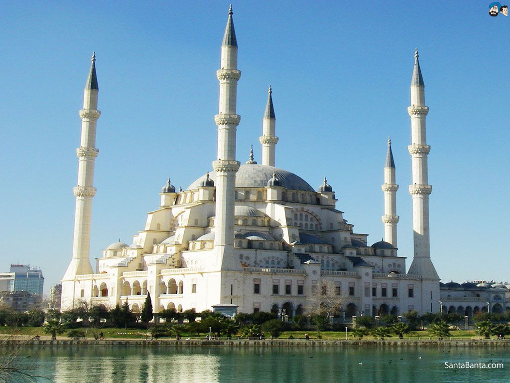 Mosques Hd Wallpaper Mecca Mosque Mosque Beautiful Mosques