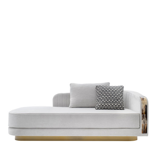 Afrodite Chaise Longue By Filippo Dini