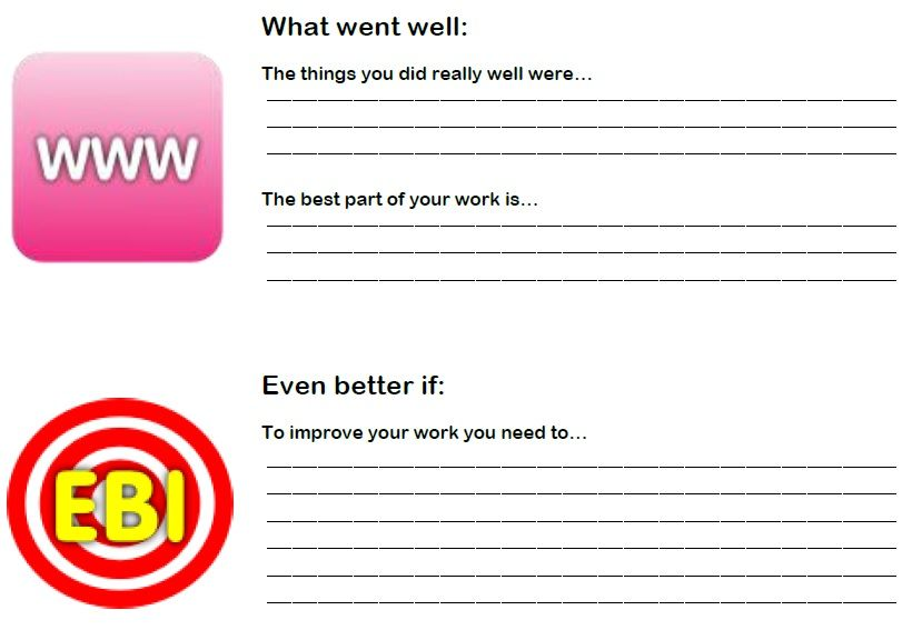PeerStatementsJpg   Examples Of Assessment