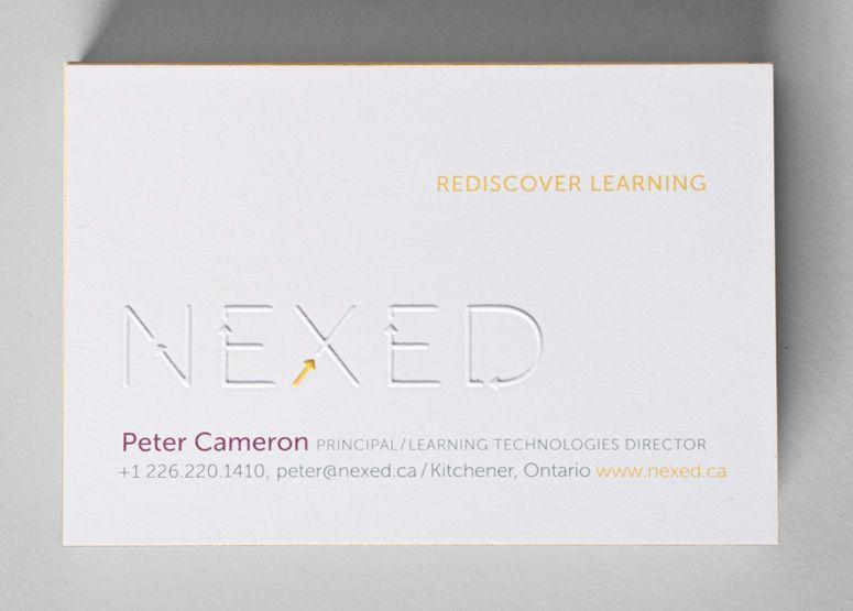 Nexed business cards by premise design inc via fpo design nexed business cards by premise design inc via fpo reheart Images