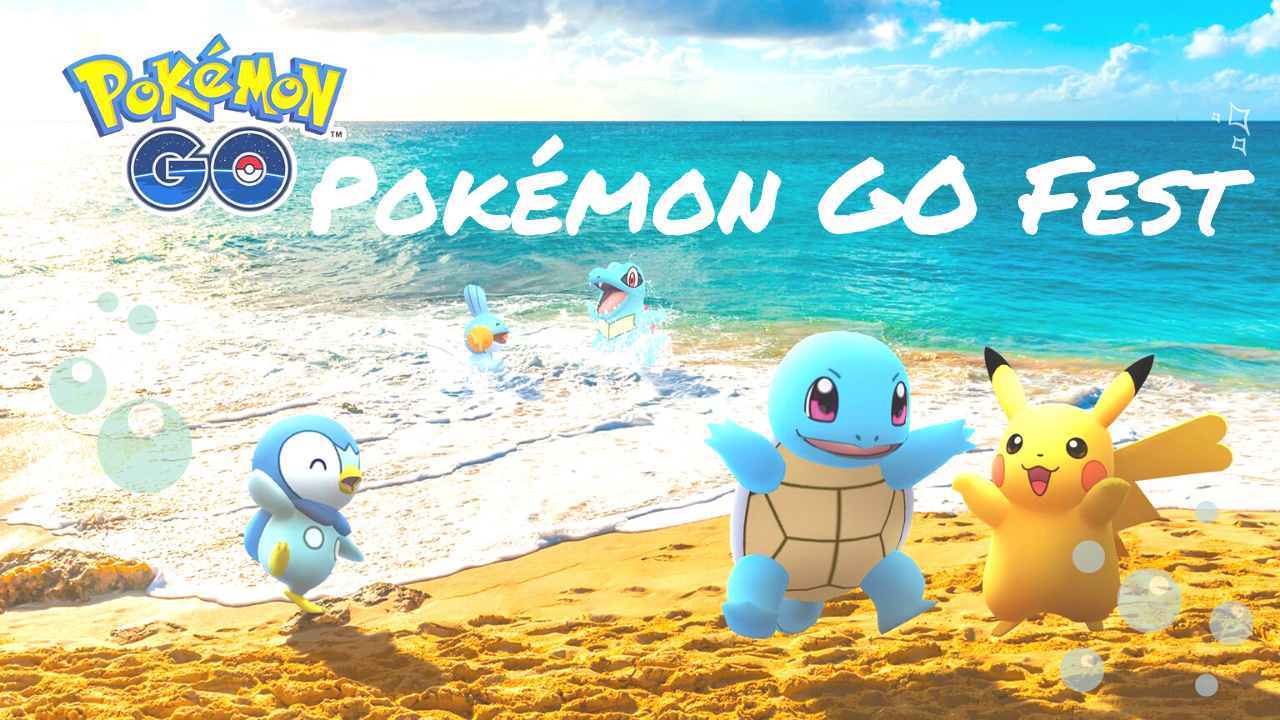 Pokemon Go Fest 2020 is Virtual — Kittymons in 2020