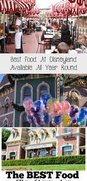 Best Food At Disneyland Available All Year Round - Disney - #Disney #Disneyland #Food #Year #disneylandfood