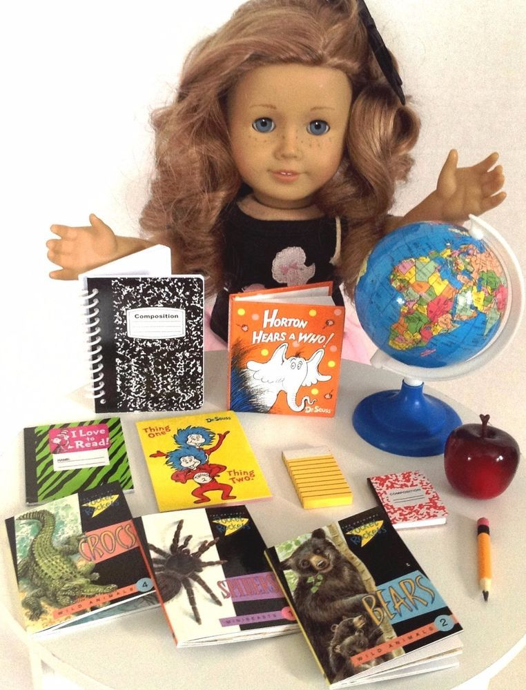 "Lea/'s Accessories NEW American Girl Doll Lea/'s EARRINGS SET good for 18/"" Dolls"