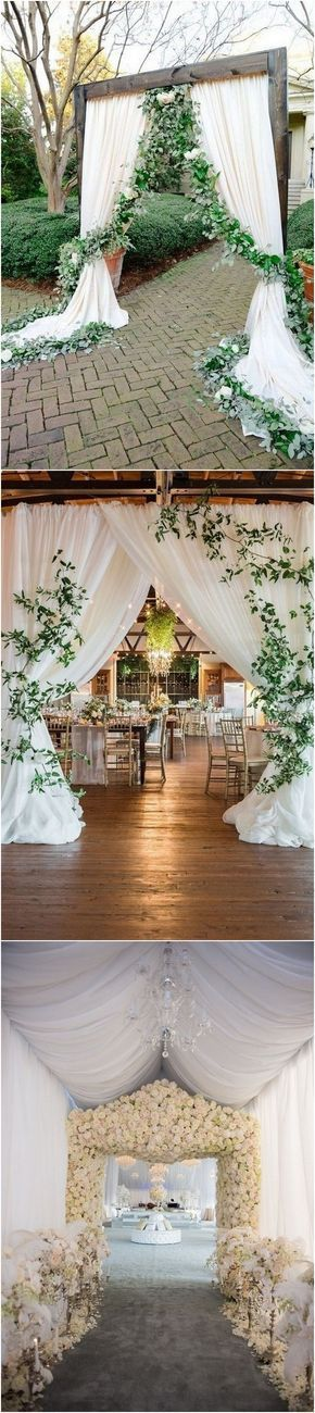 Top 20 Wedding Entrance Decoration Ideas for Your Reception – Page 3 of 3
