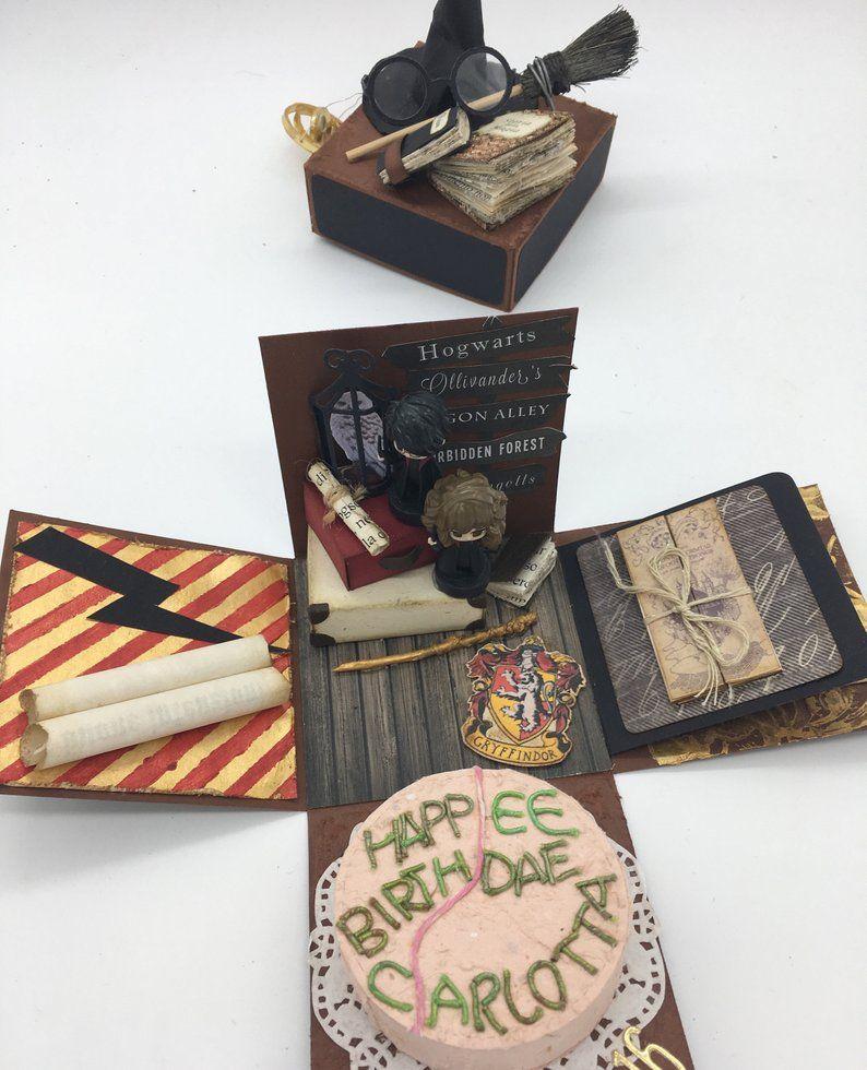 28+ Harry potter geschenke selber machen ideen