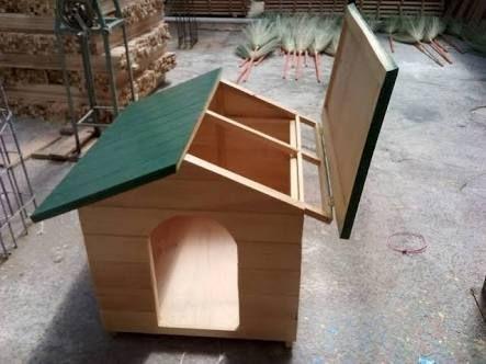 Image result for wooden houses for dogs- Resultado de imagen…